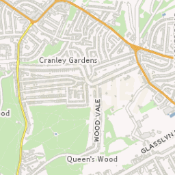 Highgate Cpz Map Haringey Council